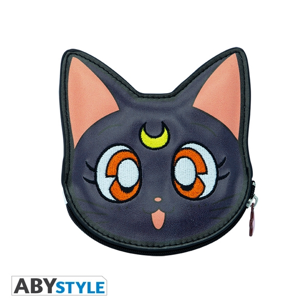 Sailor Moon - Luna & Artemis Coin Purse