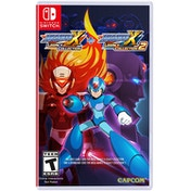 Mega Man X Legacy Collection 1 + 2 Nintendo Switch Game