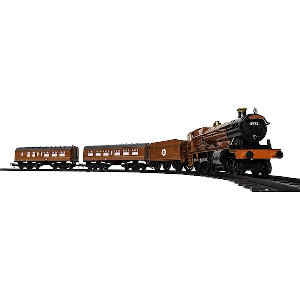 Hornby Remote Controlled Hogwarts Express Train Set