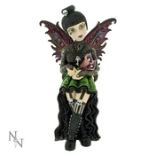 Orchid Fairy Figurine