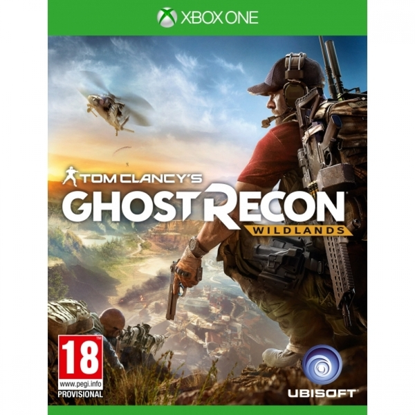 Tom Clancy's Ghost Recon Wildlands Xbox One Game [Damaged Packaging]