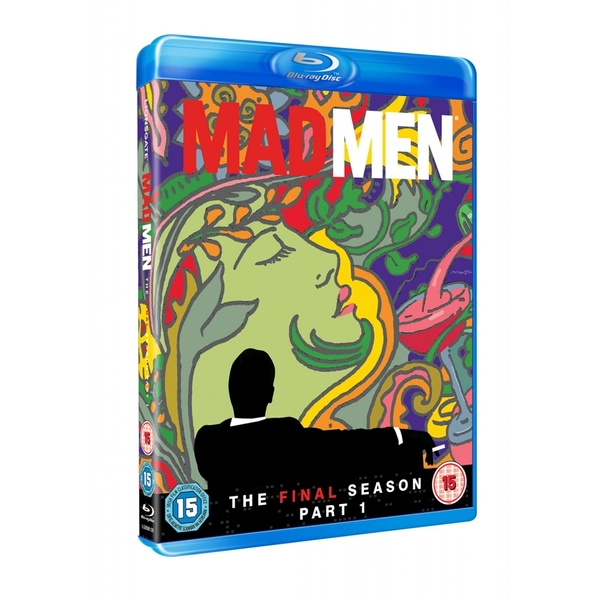 Mad Men - Season 7: Part 1 Blu-ray