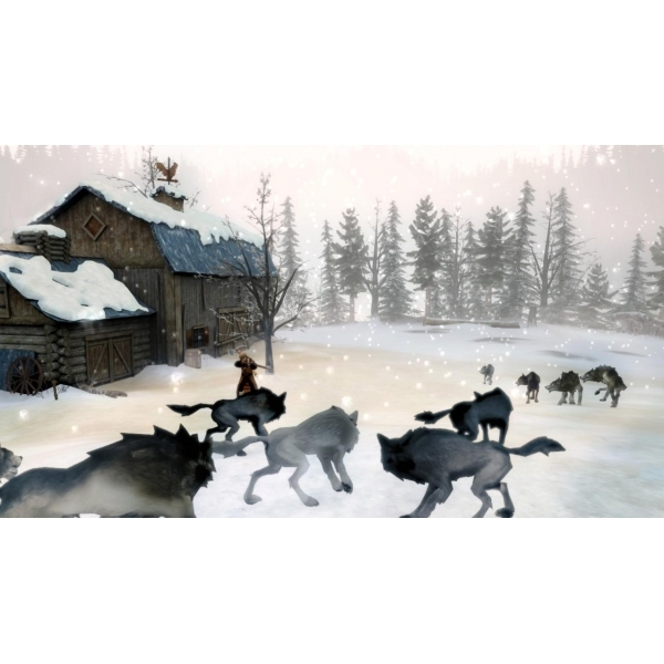 Sang Froid Tales of Werewolves PC Game - Image 2