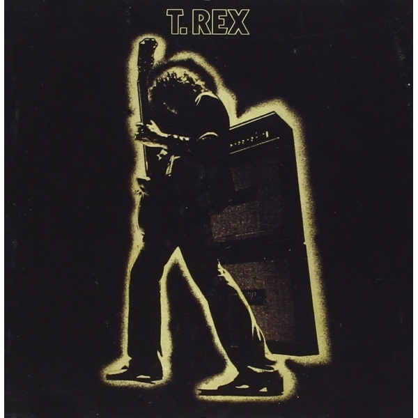 T. Rex - Electric Warrior CD - Image 1