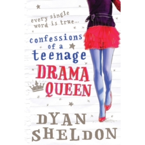 Confessions of a Teenage Drama Queen Paperback