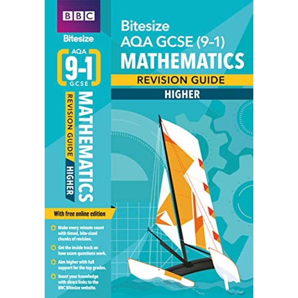 BBC Bitesize AQA GCSE (9-1) Maths Higher Revision Guide  Mixed media product 2018