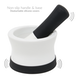 Ceramic Pestle & Mortar Set | M&W - Image 3