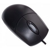 Accuratus 3331 USB & PS/2 Optical Wheel Mouse (Black)