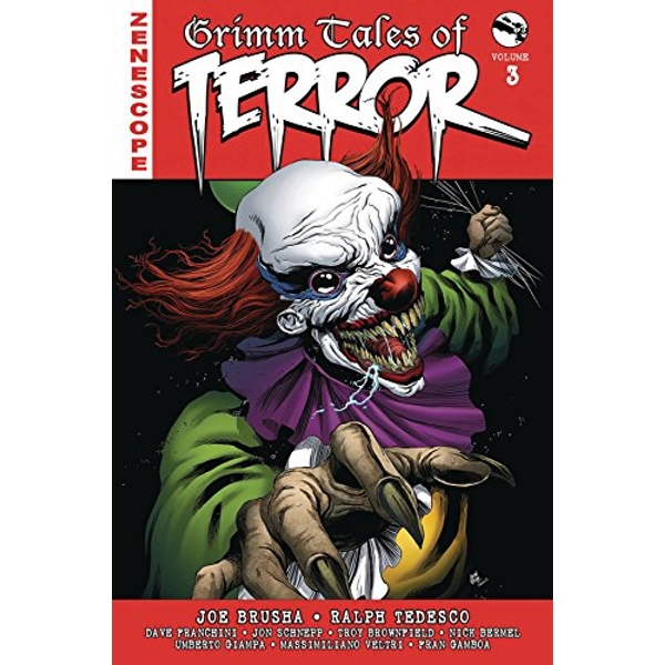 Grimm Tales of Terror Volume 3