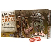 Zombicide: Rat King & Swamp Troll