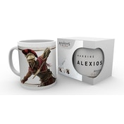 Assassins Creed Odyssey Alexios Action Mug