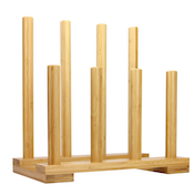Bamboo Boot Rack | M&W