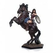 Wonder Woman on Horse 1:10 Art Scale Deluxe Statue