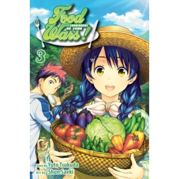Food Wars!, Vol. 3 : Shokugeki no Soma : 3