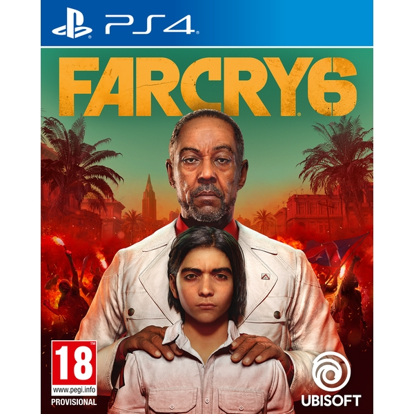 Far Cry 6 PS4 Game