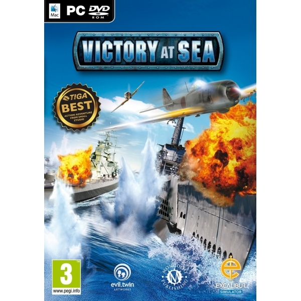 Victory At Sea PC Game - Image 1