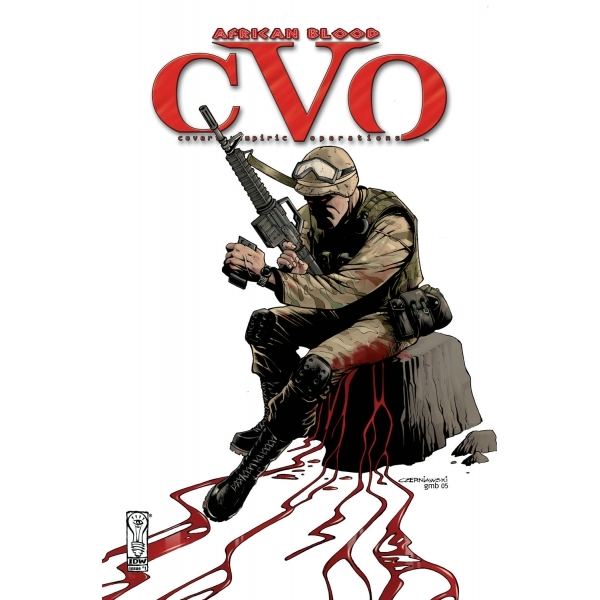CVO: African Blood
