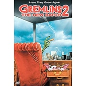 Gremlins 2 The New Batch DVD