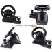 Superdrive GS500 Multi Format Steering Wheel with Pedals and Gear Lever - Image 3