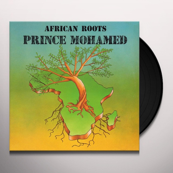 Prince Mohamed - African Roots Vinyl