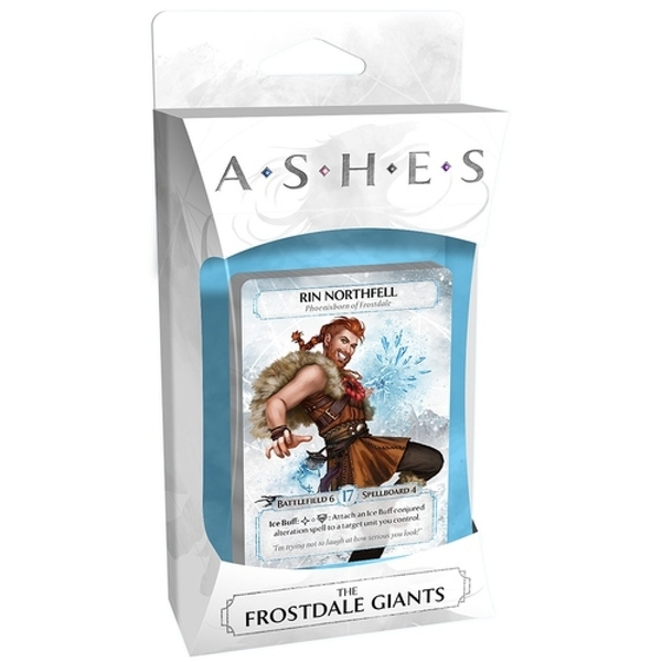Ashes Rise of the Phoenixborn 2013 The Frostdale Giants