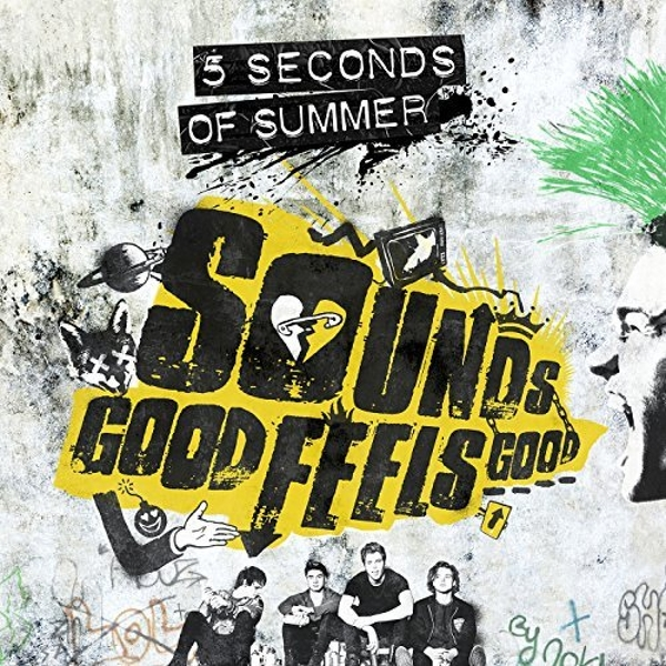 5 Seconds Of Summer - Sounds Good Feel Good CD