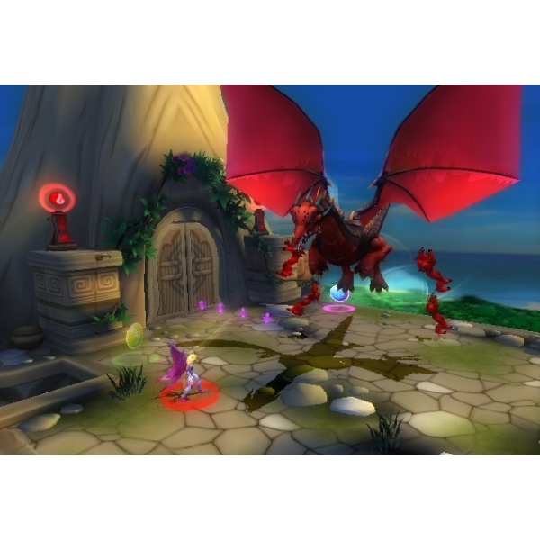 Gormiti The Lords of Nature! Game and Figure Wii - Image 2