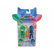PJ Masks Light Up Figure 2 Pack - Gekko & Night Ninja
