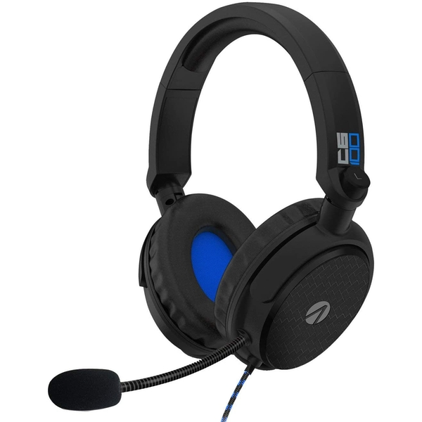 4Gamers Stealth C6 100 Blue Headset