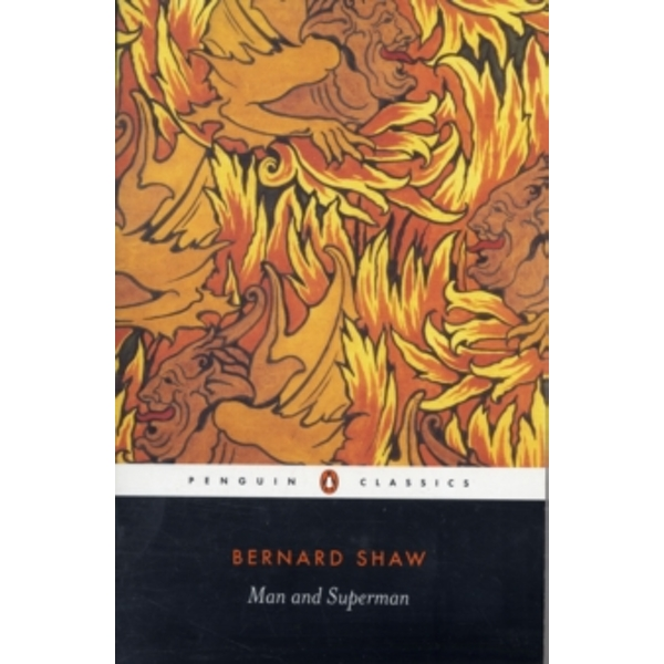 Man and Superman by George Bernard Shaw (Paperback, 2000)