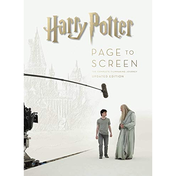 Harry Potter: Page to Screen: Updated Edition  Hardback 2018