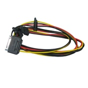 SATA Power (M) to SATA Power (F) 0.85m OEM Internal Splitter/Extension Cable