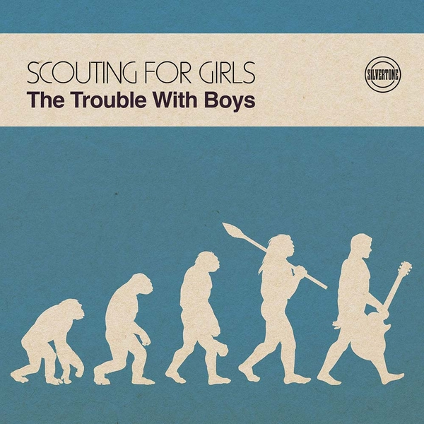 Scouting For Girls - The Trouble With Boys Vinyl