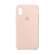 Apple Silicone Case (for iPhone Xs) - Spearmint