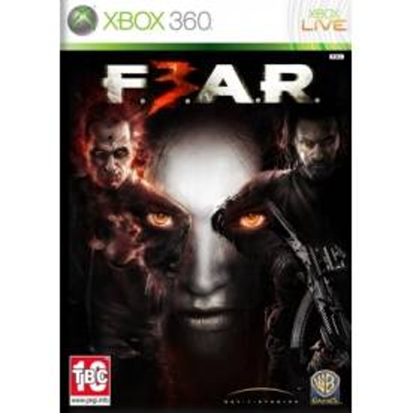 F.E.A.R. 3 III Game (Fear) Xbox 360 - Image 1