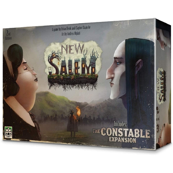 New Salem (2nd Edition) Board Game