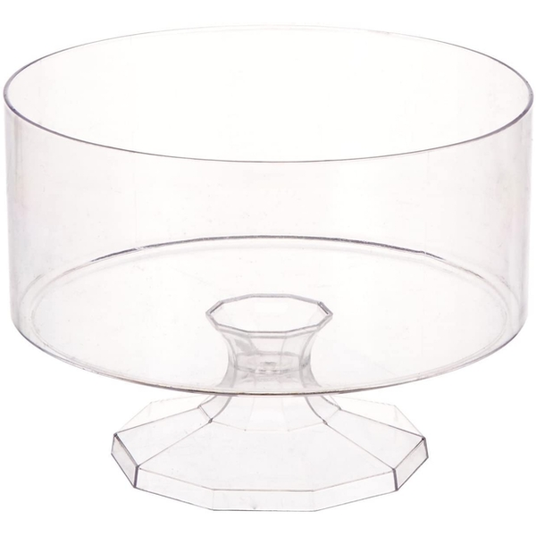 Trifle Container Clear Plastic