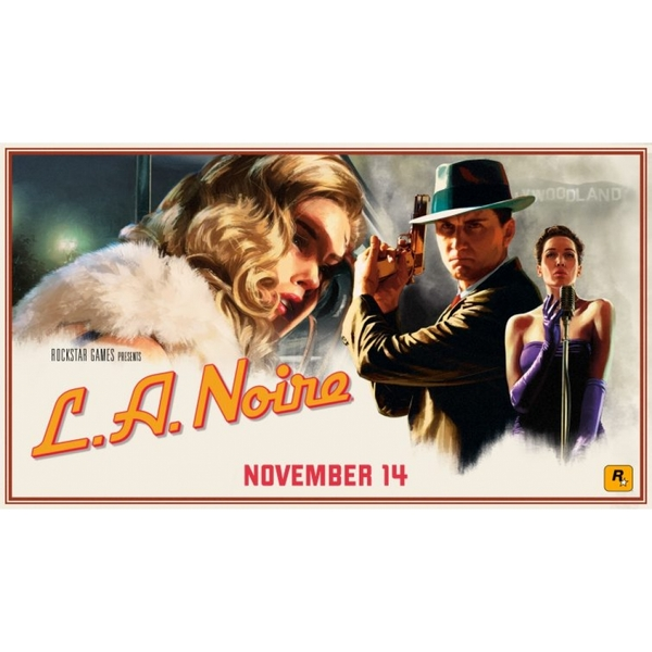 L.A.Noire Nintendo Switch Game - Image 2