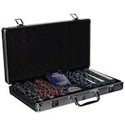 Pro Poker Aluminium Suit Case 300 Chips