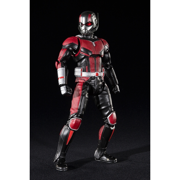 Ant-Man and Ant Deluxe Set (Ant-Man & Wasp) Bandai Tamashii Nations SH Figuarts Figure