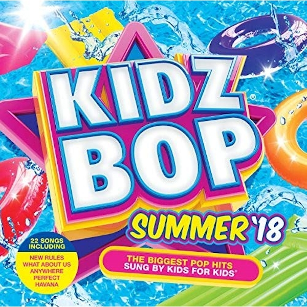 Kids KIDZ BOP Summer '18 CD
