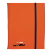 Ultra Pro Binder Orange