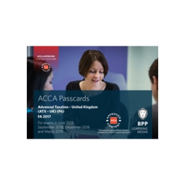 ACCA P6 Advanced Taxation FA2017 : Passcards