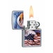 Zippo Mazzi Freedom Watch Windproof Lighter - Image 2