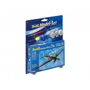 Focke Wulf Ta 152 H 1:72 Revell Model Set