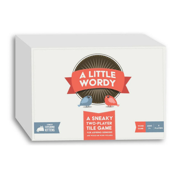 Image of A Little Wordy Board Game