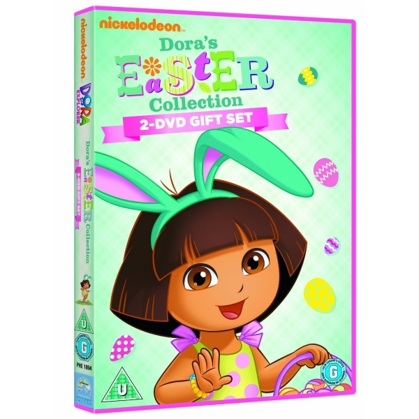 Dora The Explorer: Dora\'s Easter Collection DVD
