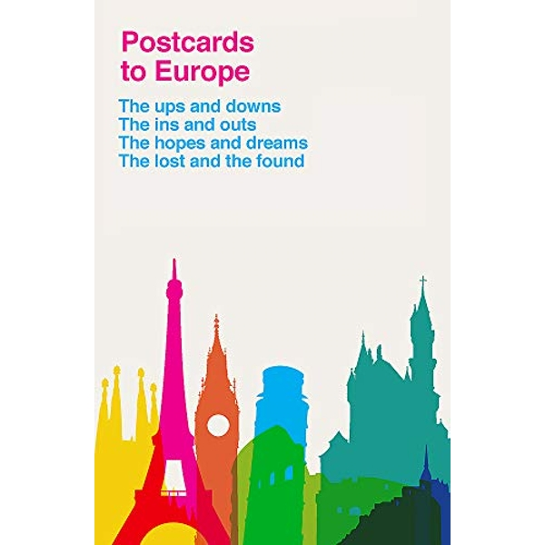 Postcards to Europe The unique must-have collection Paperback / softback 2019