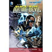 DC Universe Presents Volume 3: Black Lightning and Blue Devil TP (The New 52)
