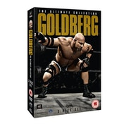 WWE - Goldberg - The Ultimate Collection DVD 3-Disc Set